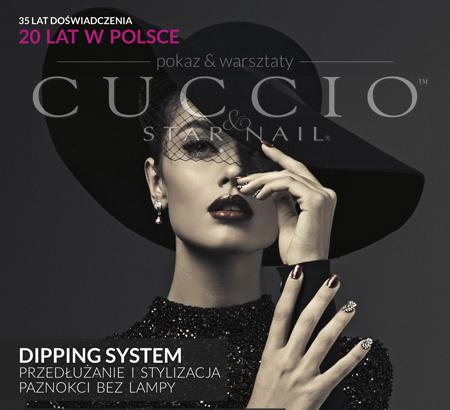 Pokaz i warsztaty z Cuccio – poznaj najnowsze trendy w stylizacji paznokci!